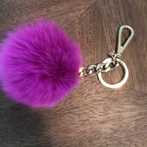 Michael Kors Soft Fuzzy Ball